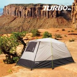 【Turbo Tent】Nomad 270遊牧民族六人帳篷-2019新版(全遮光 類黑膠)