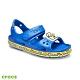 Crocs卡駱馳 (童鞋) 趣味學院小小兵小涼鞋 206173-4GX product thumbnail 1