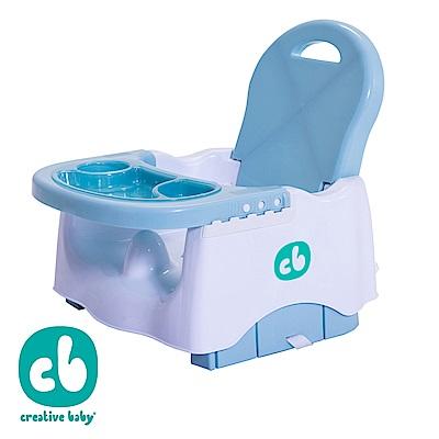 Creative Baby攜帶式輔助小餐椅(Booster Seat)嬰兒藍