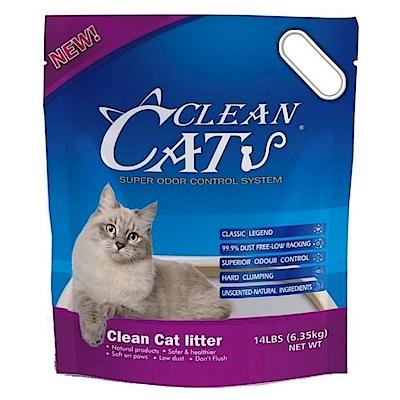 CLEAN CAT凝結礦砂 6.35KG 兩包組