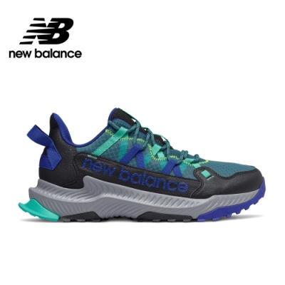 【New Balance】越野跑鞋_男性_墨綠_MTSHALB-2E楦