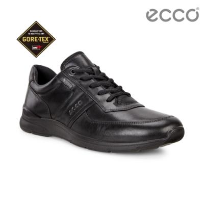 ECCO IRVING 城市時尚風格休閒鞋 男-黑