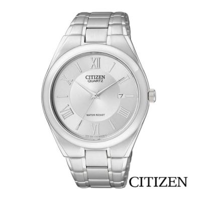 【CITIZEN 星辰】時光旅的戀人石英腕錶-BI0950-51A