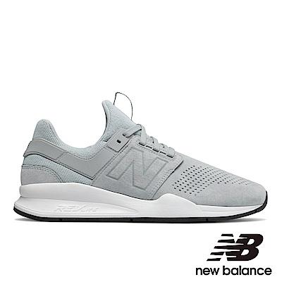 New Balance 復古鞋 MS247PG中性 灰色