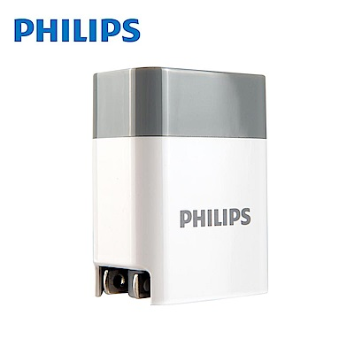[時時樂限定] Philips飛利浦 PD+QC Type-C USB 18W充電器 DLP4320C