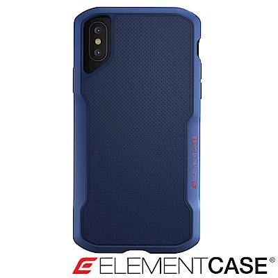 美國 Element Case iPhone XS / X Shadow防摔手機殼 - 藍