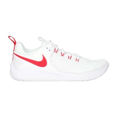 NIKE WMNS ZOOM HYPERACE 2 女排球鞋-訓練 氣墊 AA0286106 白紅