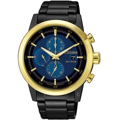 CITIZEN星辰百搭時尚光動能手錶(CA0614-51L)