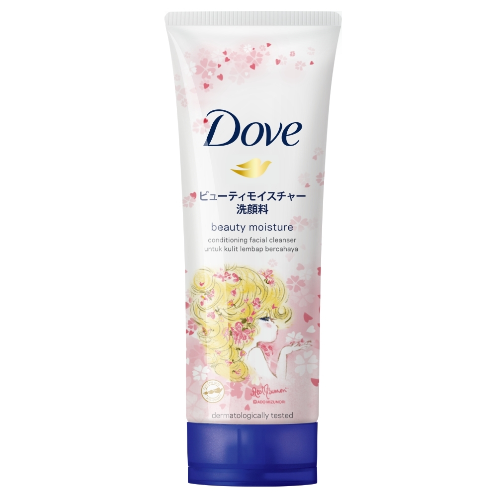 DOVE  多芬 潤澤水嫩洗面乳 100G product image 1