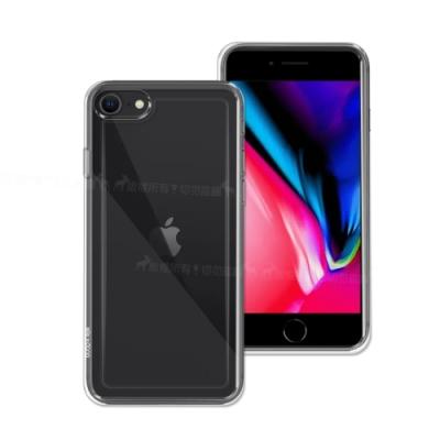 X-doria Crystal系列 iPhone SE2/8/7/6 4.7吋 共用款 全透明軍規晶透防摔保護殼 手機殼