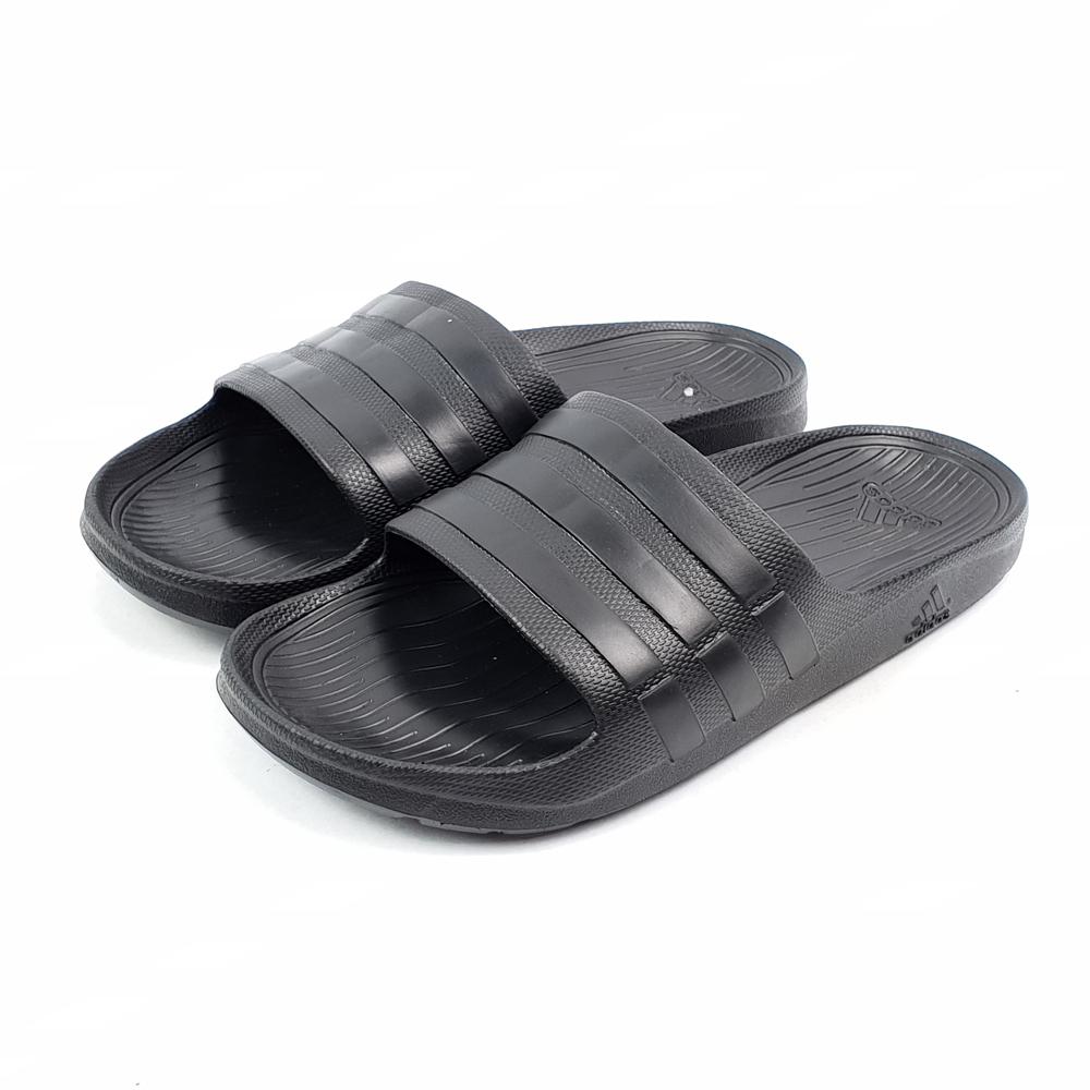 adidas 拖鞋 DURAMO SLIDE 男鞋   涼拖鞋  