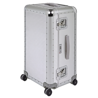 FPM MILANO BANK S Moonlight系列 32吋運動行李箱 月光銀 (平輸品)