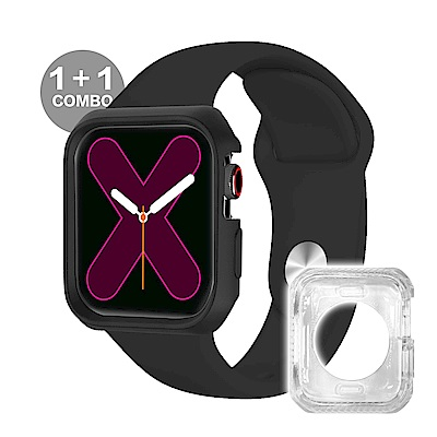 ITSKINS Apple Watch(44mm) SPECTRUM SOLID-防摔保護殼