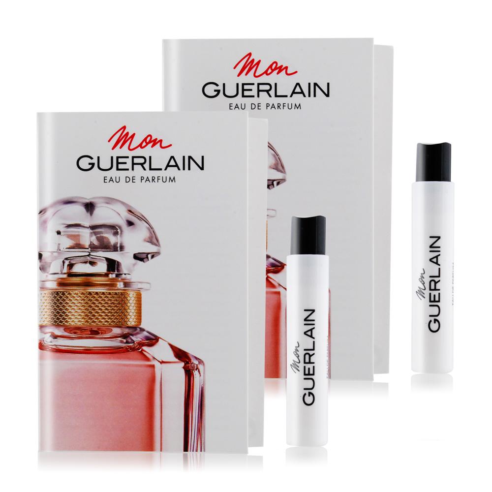 Guerlain嬌蘭香水 Mon Guerlain我的印記淡香精0.7mlX2 EDP