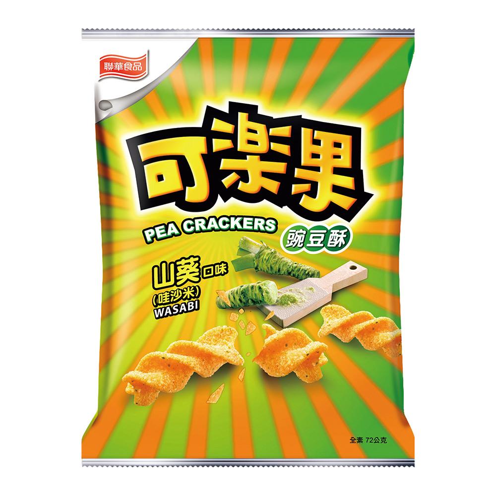 可樂果 山葵/哇沙米口味(72G)