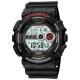 G-SHOCK 超個性強悍高亮眼休閒錶(GD-100-1A)-黑/51.2mm product thumbnail 1