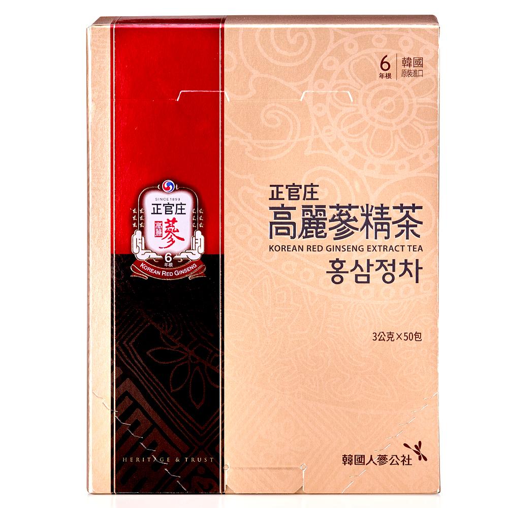 正官庄 高麗蔘精茶(50包/盒)