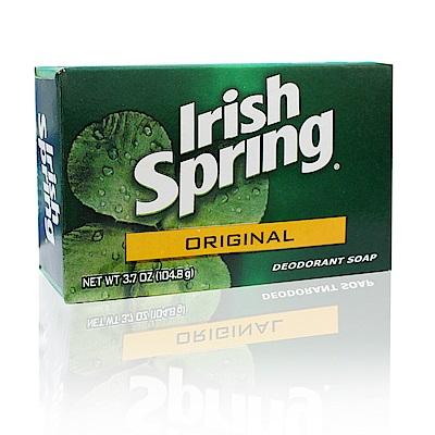 美國 Irish Spring 除汗臭專用香皂-104.8g