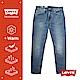Levis 男款 上寬下窄 512低腰修身窄管牛仔褲 WARM JEANS 機能保暖內刷毛 深藍刷白 彈性布料 product thumbnail 2