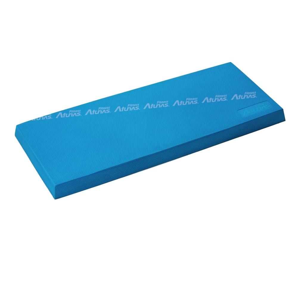 【ATUNAS歐都納FITNESS】健身塑身有氧瑜珈平衡Q墊MBP9841翠藍