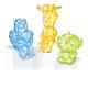 日本 Hanayama 迪士尼 3D水晶拼圖- 玩具總動員人物組 product thumbnail 1