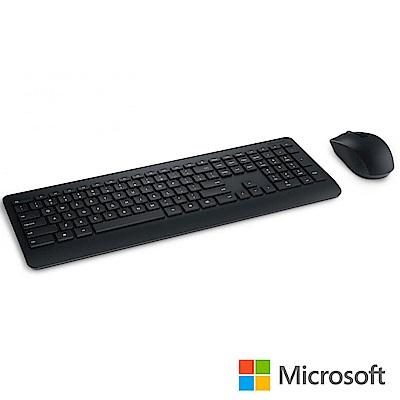 微軟 無線鍵盤滑鼠組 900 盒裝