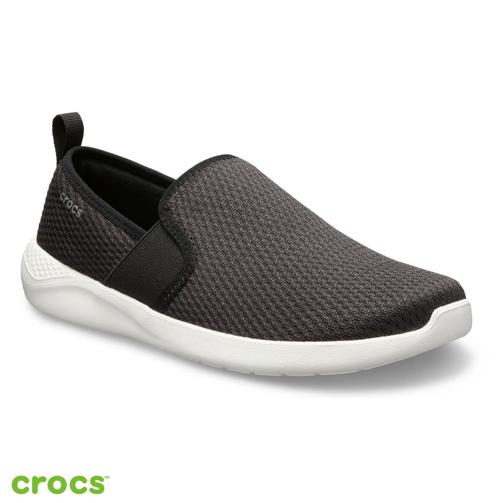 Crocs 卡駱馳 (男鞋) LiteRide男士便鞋 205679-066