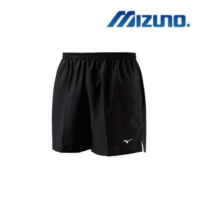 MIZUNO 美津濃 男路跑短褲 黑 J2TB8A0109