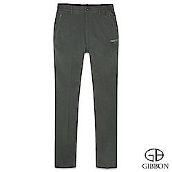 GIBBON 四面彈力防水保暖鬆緊長褲-二色