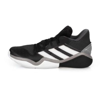 ADIDAS 男 籃球鞋 Harden Stepback 黑灰白