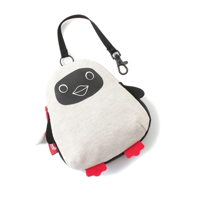 CHUMS Booby Pass Pouch Sweat 男女 卡夾零錢包-CH603021W003