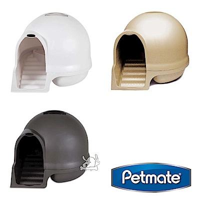 Petmate 豪華樓梯型屋型貓便盆