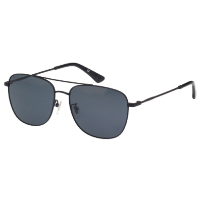 POLICE- 偏光片 太陽眼鏡 (黑色)PE867I