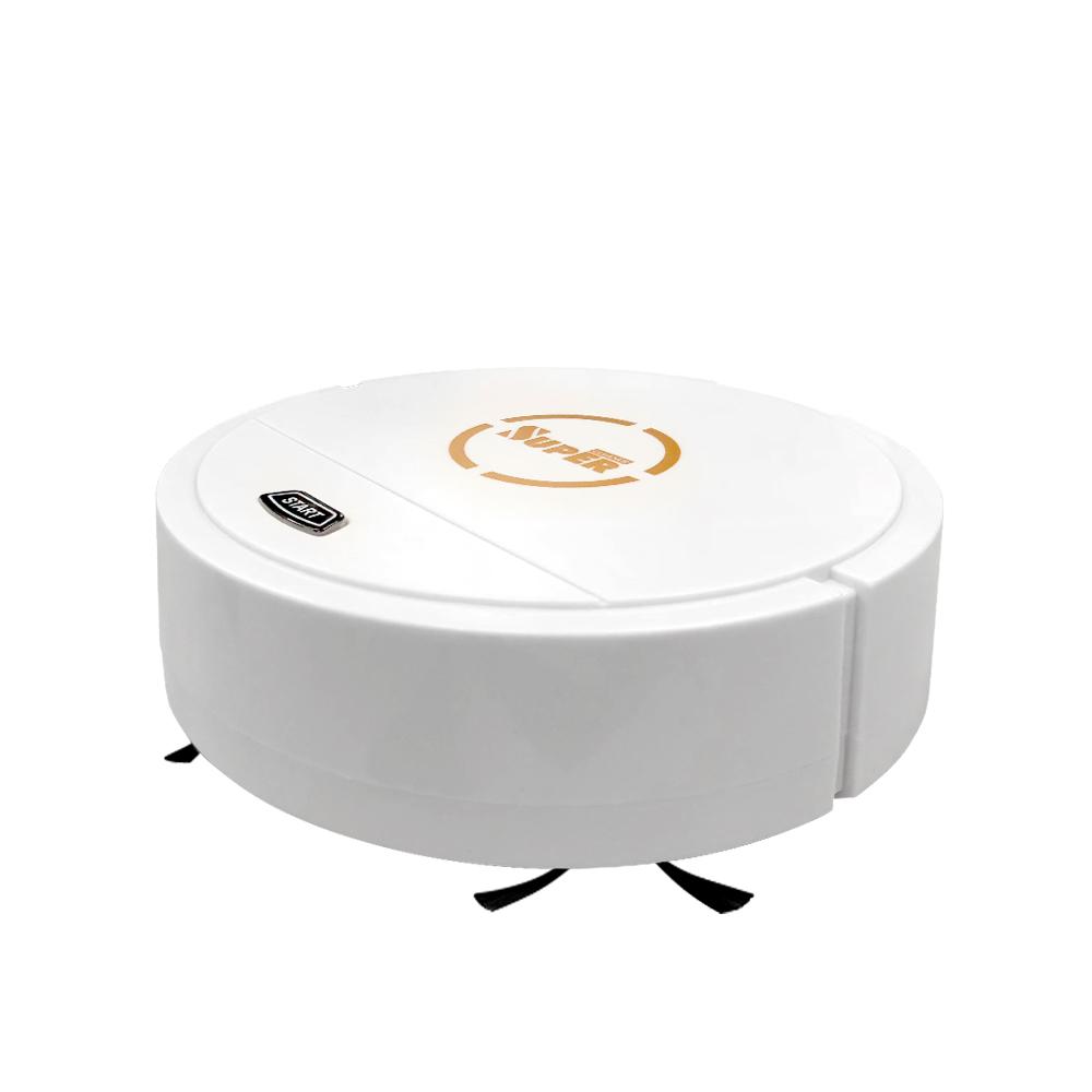 SWEEPER加強版二合一數位智能充電迷你掃地機器人