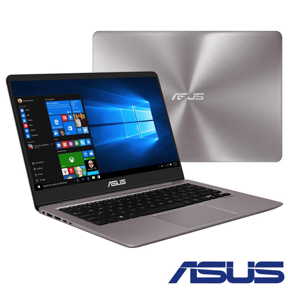 ASUS UX410UF 14吋輕薄筆電(i5-8250U/MX130/4G/256G