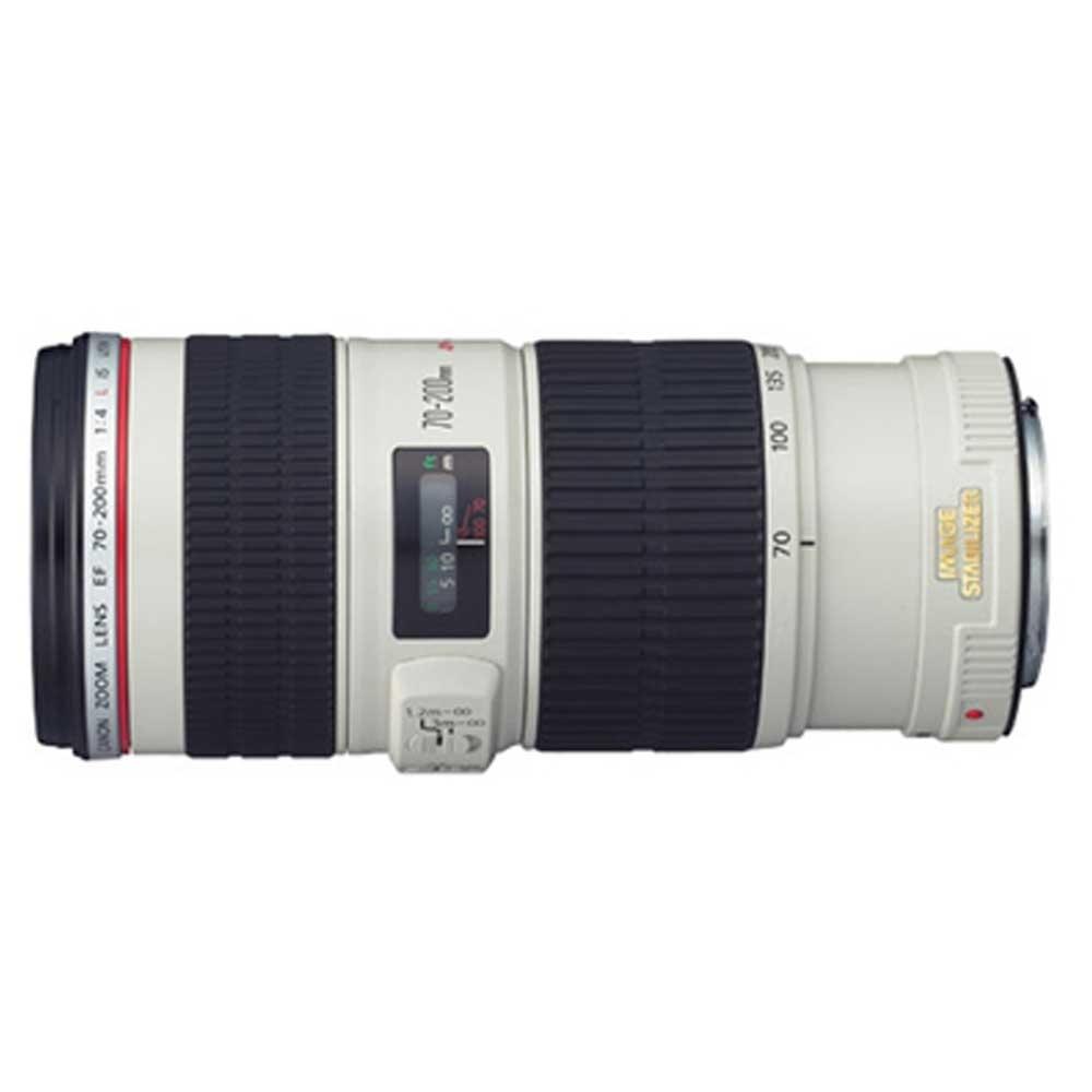 Canon EF 70-200mm F4L IS USM 望遠變焦鏡頭(公司貨)
