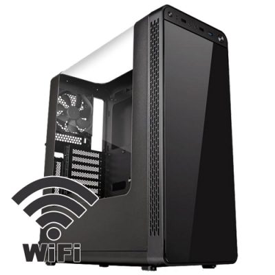 技嘉B360平台[聖域劍魔]i7八核GTX1650獨顯電玩機