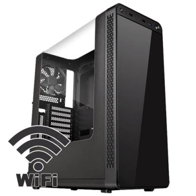 技嘉B360平台[聖域刀魔]i7八核GTX1660獨顯電玩機
