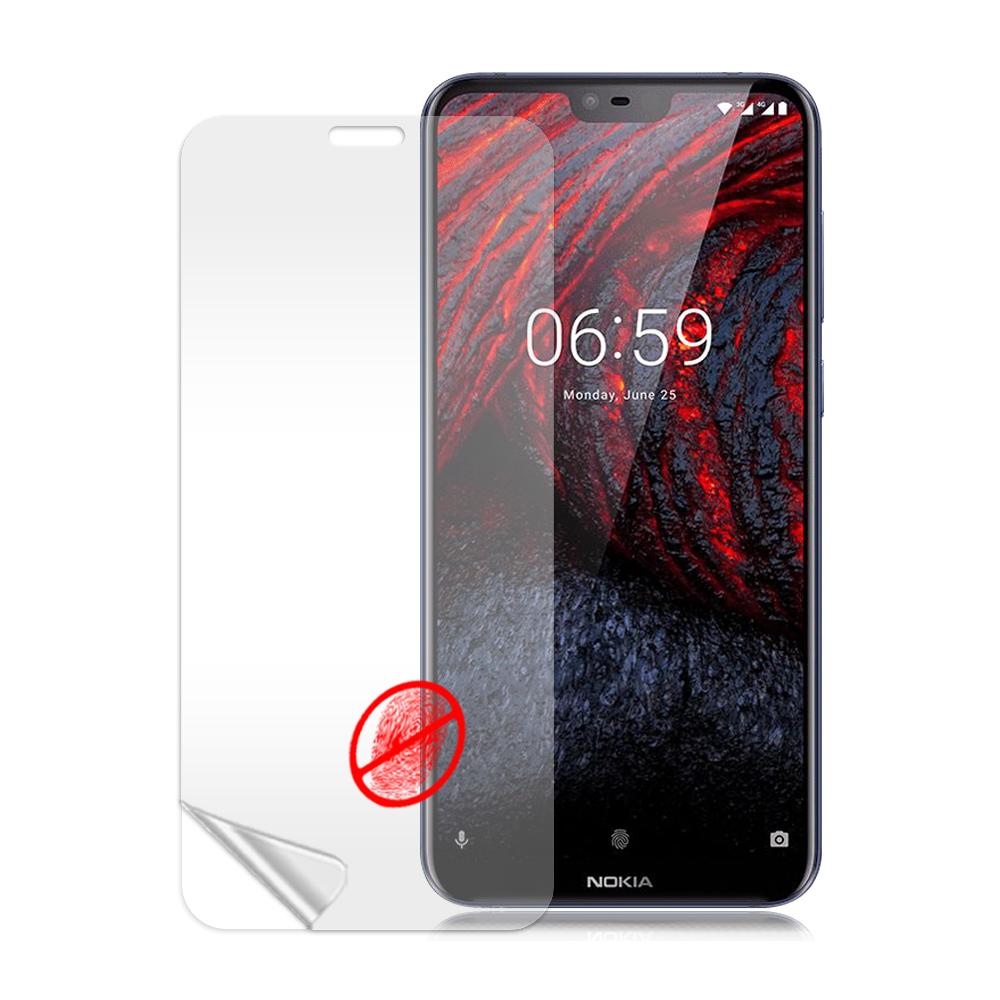 VXTRA Nokia 6.1 Plus 防眩光霧面耐磨保護貼