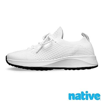native MERCURY 2.0 男/女鞋-銀河白