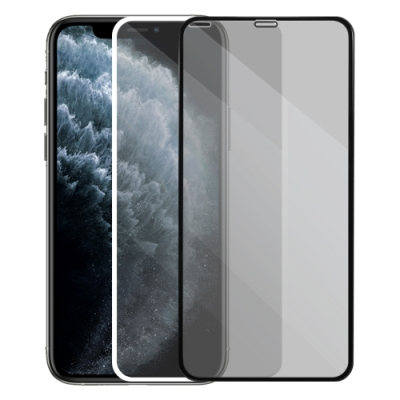 Metal-Slim Apple iPhone 11 Pro Max全膠滿版鋼化玻璃貼