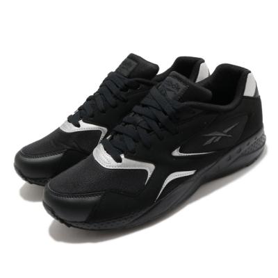 Reebok 休閒鞋 Torch Hex 運動 男鞋 海外限定 舒適 避震 球鞋 穿搭 黑 銀 EF3185