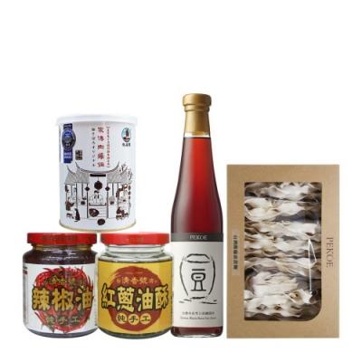 PEKOE 肉燥乾拌麵食材組 (共5入)