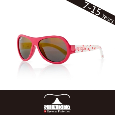 瑞士SHADEZ兒童太陽眼鏡SHZ-73(年齡7-15)--可口草莓