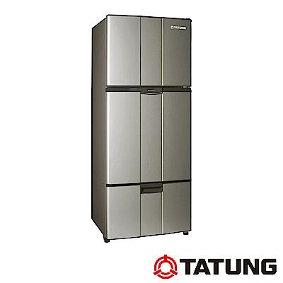 TATUNG大同 580公升變頻三門冰箱-琥珀金(TR-C580VP-AG)