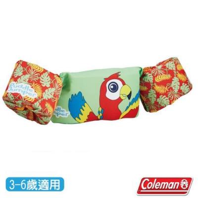 Coleman PUDDLE JUMPER 兒童手臂型浮力衣_鸚鵡