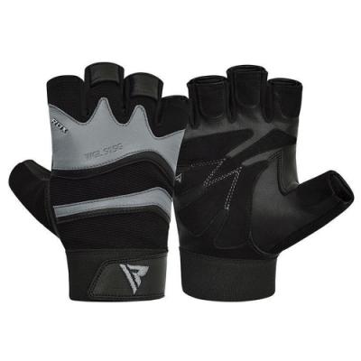 【RDX】英國RDX- S15男性皮革健身手套