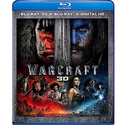 魔獸 崛起 (2D+3D)  Warcraft   藍光 BD
