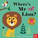 Where's Mr Lion? 獅子在哪裡?不織布翻翻書 product thumbnail 1