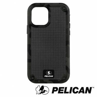 美國 Pelican 派力肯 iPhone 12 Pro Max 防摔抗菌手機保護殼 Shield G10背板防護盾 - 迷彩綠
